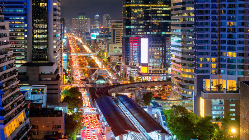 Basic Infrastructure of Digital Transformation: Smart Cities